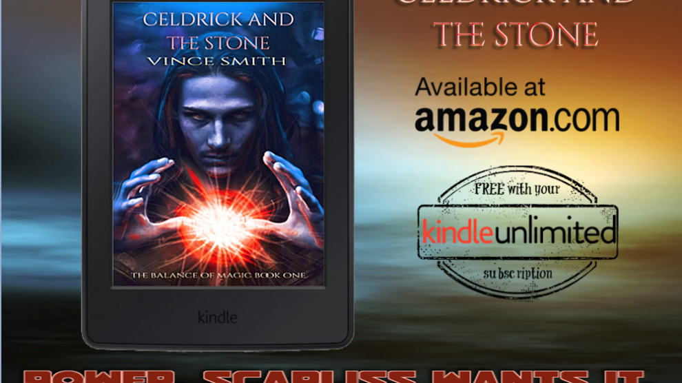 celdrick and the stone amazon